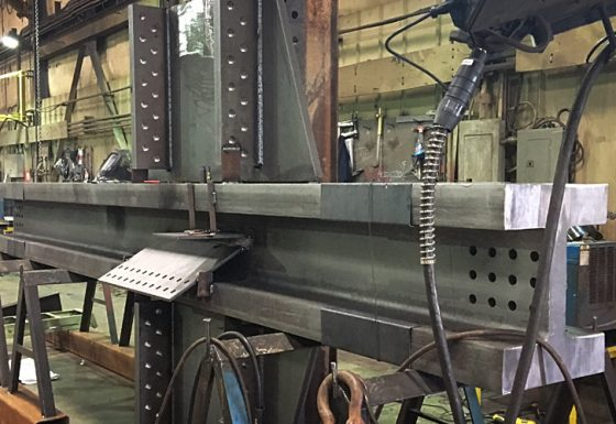 Custom Steel Fabrication And Assembly