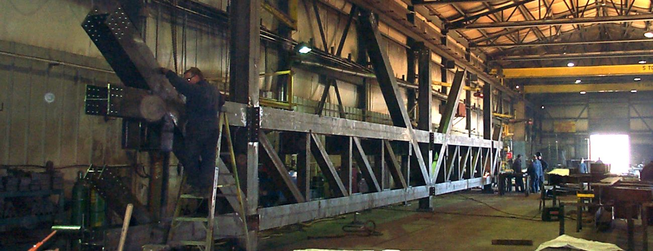 Supply of Long Span Heavy Trusses