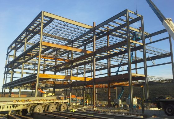Fabrication de structures d'acier
