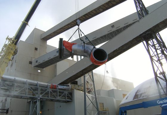DUCT FABRICATION, INSULATION AND INSTALLATION