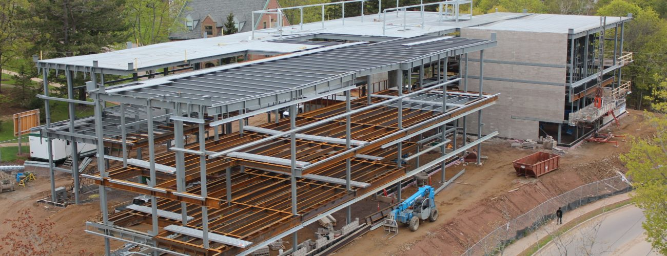 Fabrication and Installation of Structural Steel